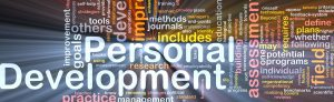 Personal development background