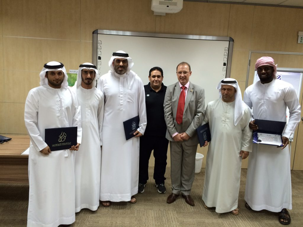 Abu Dhabi Leadership - Dec 2015